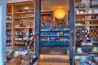 Abbot Kinney shop; Home, Kitchen, Bath, Accessories, Venice; California High dynamic range imaging (HDRI or HDR)