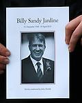 020514 Sandy Jardine Funeral