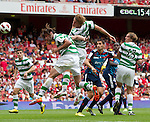 310710 Celtic v Lyon