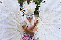 Fremont Solstice Parade & Festival, Seattle Stock Photos