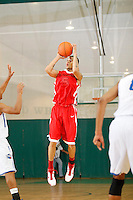 April 8, 2011 - Hampton, VA. USA; Negus Webster-Chan participates in the 2011 Elite Youth Basketball League at the Boo Williams Sports Complex. Photo/Andrew Shurtleff