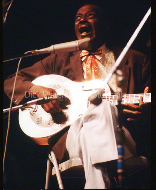 Son House, Newport 1965