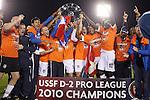 2010.10.30 USSF-D2 Final: Puerto Rico at Carolina