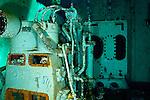 Compressor, USS Kittiwake