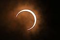 Japan Annular Solar Eclipse