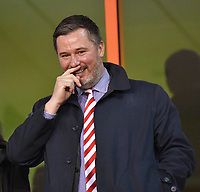 Fleetwood Town's Chief Executive Steve Curwood<br /> <br /> Photographer Dave Howarth/CameraSport<br /> <br /> The EFL Sky Bet League One - Walsall v Fleetwood Town - Tuesday 14th March 2017 - Banks's Stadium - Walsall<br /> <br /> World Copyright &copy; 2017 CameraSport. All rights reserved. 43 Linden Ave. Countesthorpe. Leicester. England. LE8 5PG - Tel: +44 (0) 116 277 4147 - admin@camerasport.com - www.camerasport.com