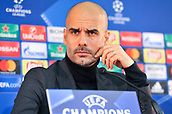 2017 UEFA Champions League Manchester City Press Conference Mar 14th