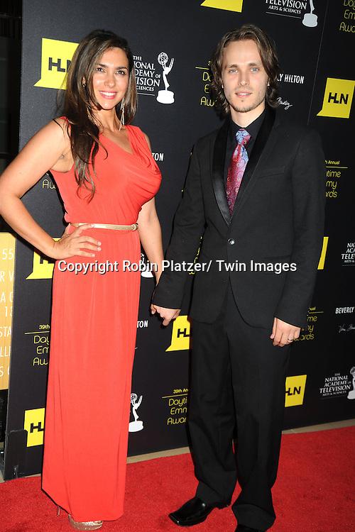 Jonathan Jackson and wife Lisa  Jonathan Jackson And Wife