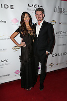 LOS ANGELES, CA - NOV 11: Terri Seymour, Clark Mallon attends the first annual Vanderpump Dog Foundation Gala hosted and founded by Lisa Vanderpump, Taglyan Cultural Complex, Los Angeles, CA, November 3, 2016. (Credit: Parisa Afsahi/MediaPunch).