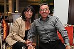 ISPS Handa Wales Open 2012.Terry M's Restaurant Opening.Eileen & Cliff Butler.01.06.12.©Steve Pope