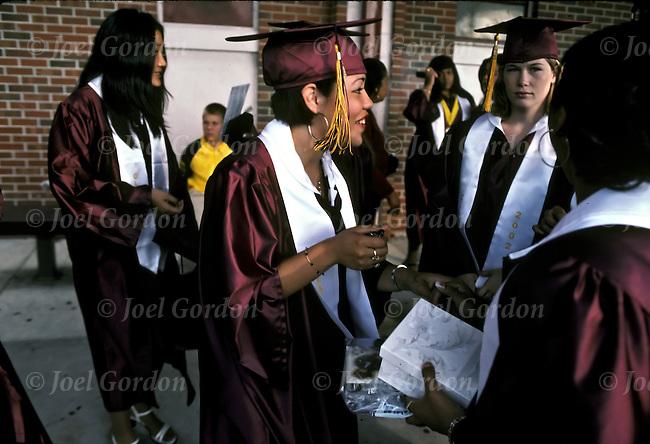 Crescent City High School Graduation