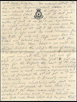 BNPs.co.uk (01202 558833)<br /> Pic: IAALtd/BNPS <br /> <br /> ***Use Full Byline***<br /> <br /> Page four of Edward VIII letter. <br /> <br /> A remarkable letter written by controversial monarch Edward VIII that exposes him as an ungrateful, sexist and racist prince has come to light.<br /> The Prince of Wales, who later became the first King to voluntarily abdicate, told of the 'miserable and loathsome' time he was having on a Caribbean cruise.<br /> He visited Barbados in 1920 in what was supposed to be a diplomatic trip of the British Empire but he described the tropical paradise as a 'bum place'.<br /> The Royal reported the local scenery as being 'ugly' and he found the 'coloured population' to be 'revolting'.<br /> The letter is being sold on Saturday in London.