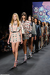 Anna Sui: Mercedes Benz Fashion Week S/S 2015