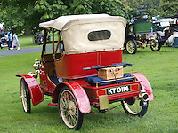 Rover Open Tourer - 1905