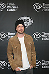 Aaron Paul FOX Sports 1 celebrates the official Thursday Night Super Bash at Time Warner Cable Studios. Hosts MichaelStrahanand Erin Andrews Superbowl week, NY