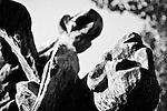 Pere Lachaise cemetery - Buchenwald memorial - Paris