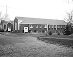 Mt Lebanon PA:  The additional to the Sunset Hills United Presbyterian Church on Country Club Drive completed - 1959.  Brady and Sarah Stewart were members of the congregation.