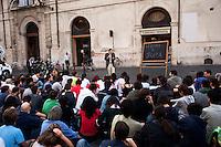 Lezioni a Montecitorio