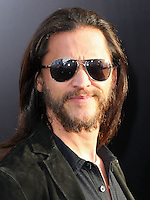 """HOLLYWOOD, LOS ANGELES, CA, USA - MAY 08: Clifton Collins Jr. at the Los Angeles Premiere Of Warner Bros. Pictures And Legendary Pictures' """"Godzilla"""" held at Dolby Theatre on May 8, 2014 in Hollywood, Los Angeles, California, United States. (Photo by Xavier Collin/Celebrity Monitor)"""
