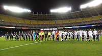 USMNT vs New Zealand, October 11, 2016
