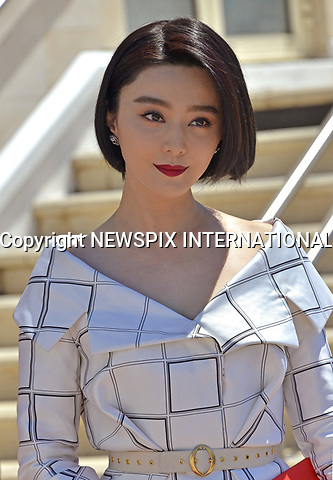 17.05.2017; Cannes, France: FAN BINGBING<br /> at the 70th Cannes Film Festival, Cannes<br /> Mandatory Credit Photo: &copy;NEWSPIX INTERNATIONAL<br /> <br /> IMMEDIATE CONFIRMATION OF USAGE REQUIRED:<br /> Newspix International, 31 Chinnery Hill, Bishop's Stortford, ENGLAND CM23 3PS<br /> Tel:+441279 324672  ; Fax: +441279656877<br /> Mobile:  07775681153<br /> e-mail: info@newspixinternational.co.uk<br /> Usage Implies Acceptance of Our Terms &amp; Conditions<br /> Please refer to usage terms. All Fees Payable To Newspix International