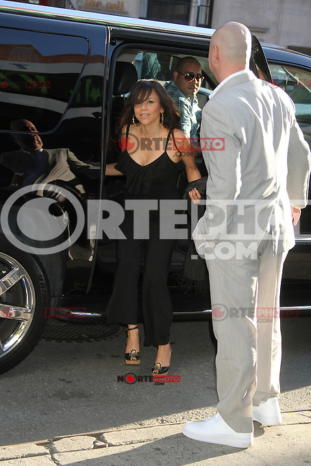 June 27, 2012  Rosie Perez at the special screening of Universal Pictures' Savages at the SVA Theater in New York City. &copy; RW/MediaPunch Inc *NORTEPHOTO*COM*<br />