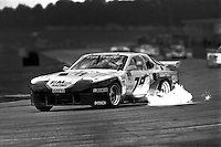 Twenty-five years after his Formula 1 debut with Team Lotus, Innes Ireland was behind the wheel of this Porsche 924 for the 1984 version of the 24 Hours of Daytona. Teamed with Bob Bergstrom and Tom Winters, the car completed just 236 laps and finished in 48th position.
