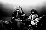 Led Zeppelin 1972? Robert Plant and Jimmy Page.© Chris Walter.