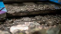 Coin Waterfall Arcade Game - Apr 2014.