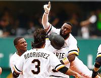 June 14, 2015: Philadelphia Phillies vs Pittsburgh Pirates