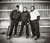 Valet Parking employees @ Schuster, Dayton Ohio
