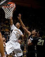 CAL Men's Basketball v. Colorado, March 2, 2013