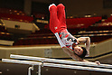 Shogo Nonomura (JPN), NOVEMBER 27, 2011 - Artistic Gymnastics : FIG ART World Cup 2011 Tokyo Men's Individual All-Around Parallel bars at Ryogoku Kokugikan, Tokyo, Japan. (Photo by YUTAKA/AFLO SPORT) [1040]