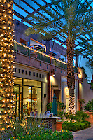 """""""The Gardens"""", El Paseo Drive; Palm Desert; CA; """"The Pottery Barn"""""""