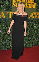 Jo Whiley at the London Evening Standard Theatre Awards 2016, The Old Vic, The Cut, London, England, UK, on Sunday 13 November 2016. <br /> CAP/CAN<br /> &copy;CAN/Capital Pictures /MediaPunch ***NORTH AND SOUTH AMERICAS ONLY***