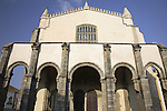 San Francisco Church; Evora; Portugal