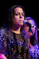 AUG 21 Petra Haden performing at David Byrne's Meltdown Festival