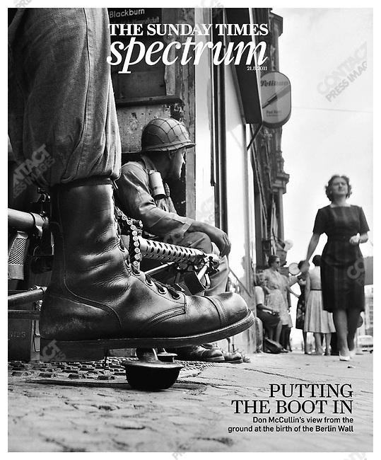 The Sunday Times Magazine, August 21, 2011, UK