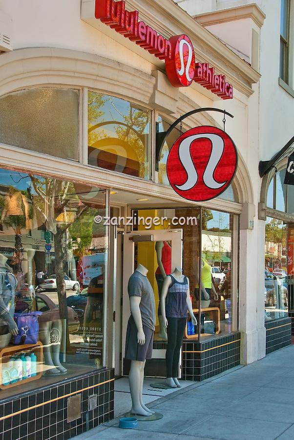 lululemon athletica, yoga-inspired, athletic apparel, Pasadena, CA, Old Town, Colorado, Boulevard,