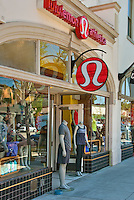 lululemon athletica, yoga-inspired, athletic apparel, Pasadena, CA, Old Town, Colorado, Boulevard,