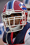 31 December 2006: Buffalo Bills offensive tackle Terrance Pennington looks on field during a game against the Baltimore Ravens at M&amp;T Bank Stadium in Baltimore, Maryland. The Ravens defeated the Bills 19-7. Mandatory Photo Credit: Ed Wolfstein Photo.<br />