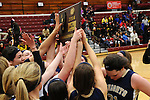 2013-2014 ICCP Girls Basketball - Super Sectional Vs Seton
