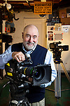 During his 41-year career, veteran cameraman Mark Allan, 63, has been shot at, stepped on and kidnapped. Between stints for &quot;60 Minutes,&quot; &quot;Dateline&quot; and &quot;20/20,&quot; Allan has also filmed the &quot;I'm going to Disneyland&quot; commercial at 18 Super Bowls.<br /> <br /> Photographed for the LA Times