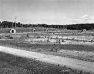 Bomb storage bunkers