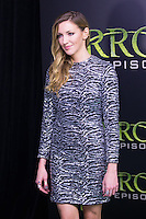 VANCOUVER, BC - OCTOBER 22: Katie Cassidy at the 100th episode celebration for tv's Arrow at the Fairmont Pacific Rim Hotel in Vancouver, British Columbia on October 22, 2016. Credit: Michael Sean Lee/MediaPunch