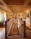 Design: Elliott Elliott Norelius Architects.Lenoci Res.Deer Isle, Me