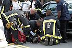 West Roxbury Centre Street Crash 9/17/12
