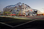 The Petersen Automoitve Museum in Los Angeles, California