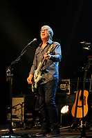 LONDON, ENGLAND - APRIL 13: Graham Gouldman of '10cc' performing at The London Palladium on April 13, 2017 in London, England.<br /> CAP/MAR<br /> &copy;MAR/Capital Pictures