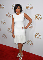 Taraji P. Henson at the 2017 Producers Guild Awards at The Beverly Hilton Hotel, Beverly Hills, USA 28th January  2017<br /> Picture: Paul Smith/Featureflash/SilverHub 0208 004 5359 sales@silverhubmedia.com